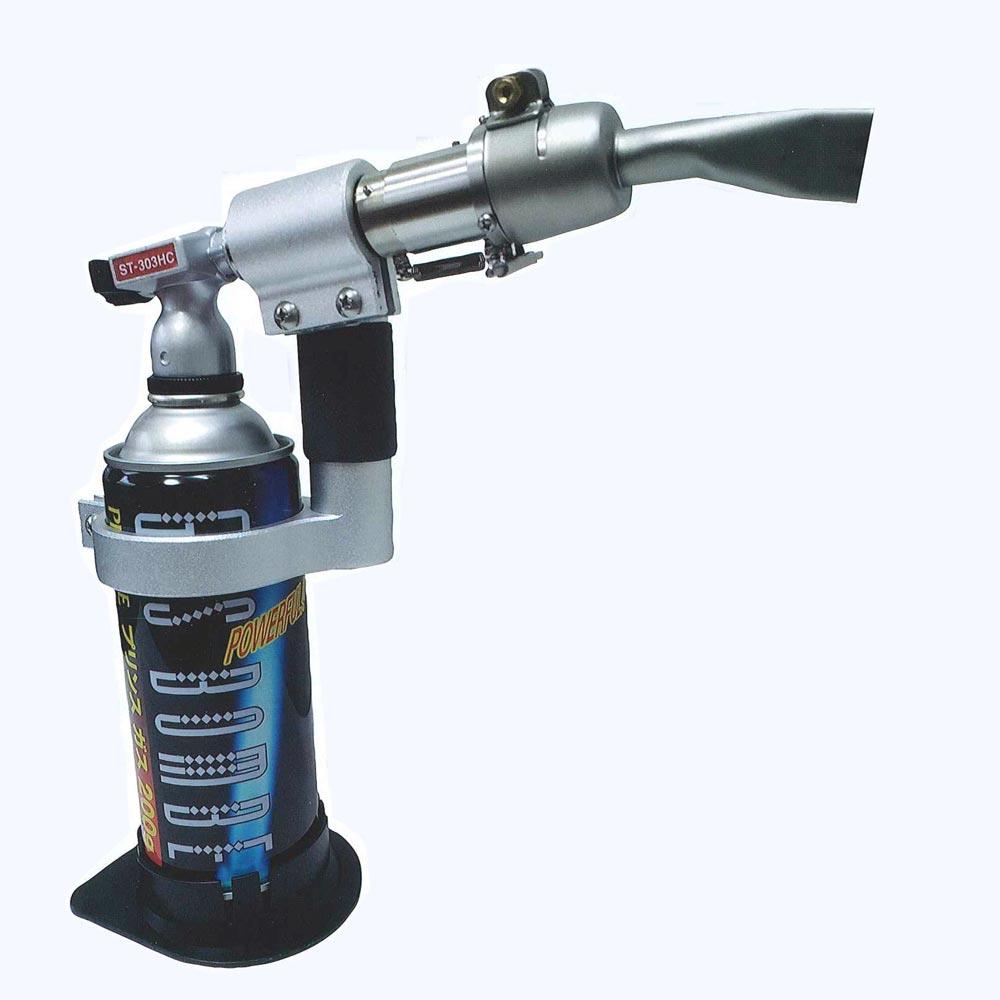 ST-303HC コードレス熱風溶接機 ガスウェルW(防水シート溶接タイプ) トーショー(TOSHO)