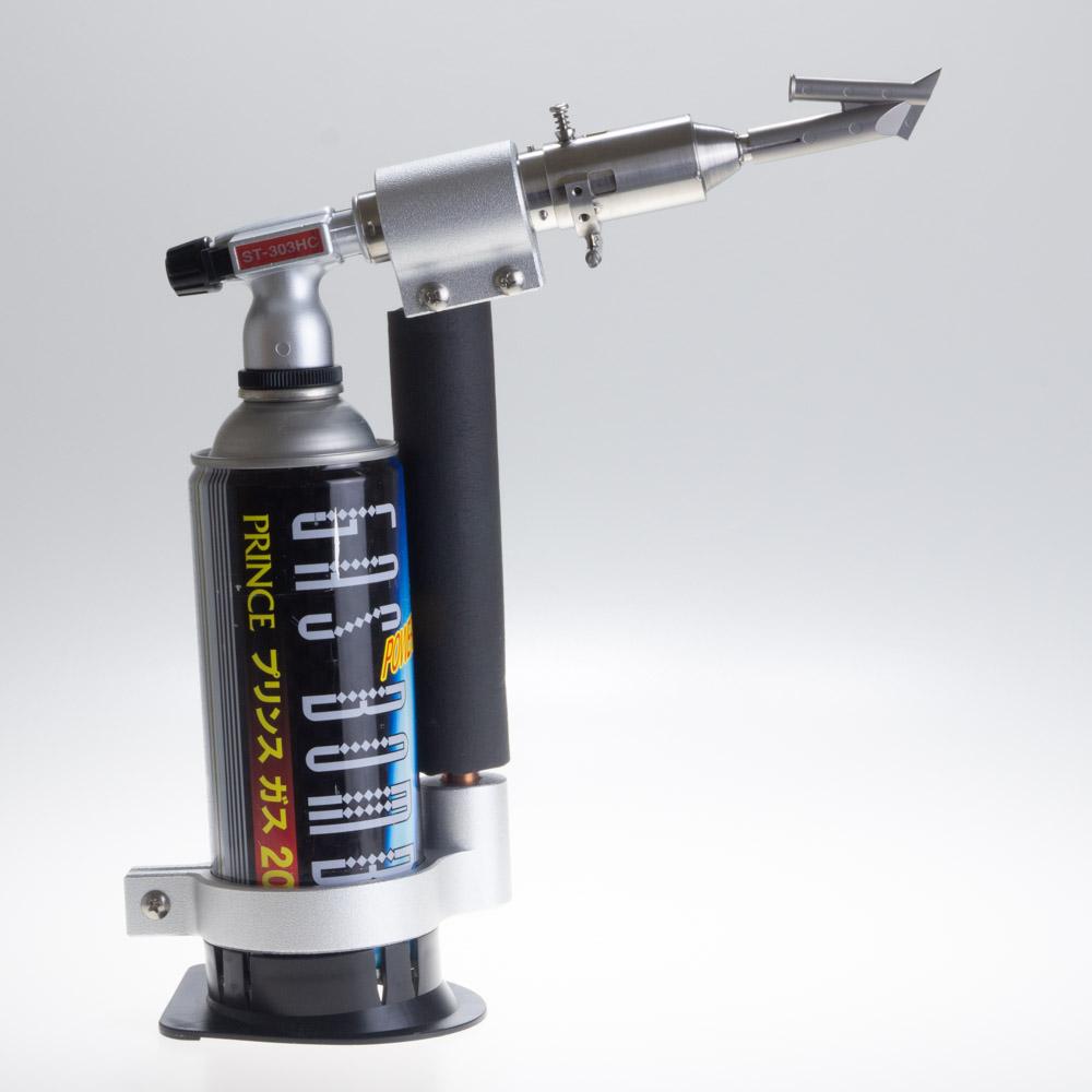 ST-300 コードレス熱風溶接機 ガスウェル3 (厳寒タイプ) トーショー(TOSHO)