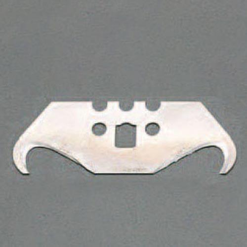 EA589CK-2 ナイフ替刃(フック刃/5枚) エスコ 当日出荷