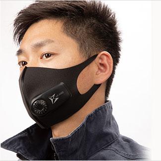BOO-B-SET-F 神風エアーブー マスク AIRBOO ヤマシン(YAMASHIN 山真製鋸) 新製品