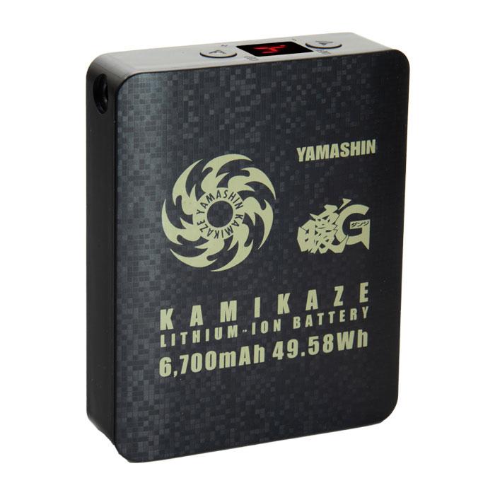 KBT-6700P 神風バッテリー KBT-6700P ヤマシン(YAMASHIN 山真製鋸)