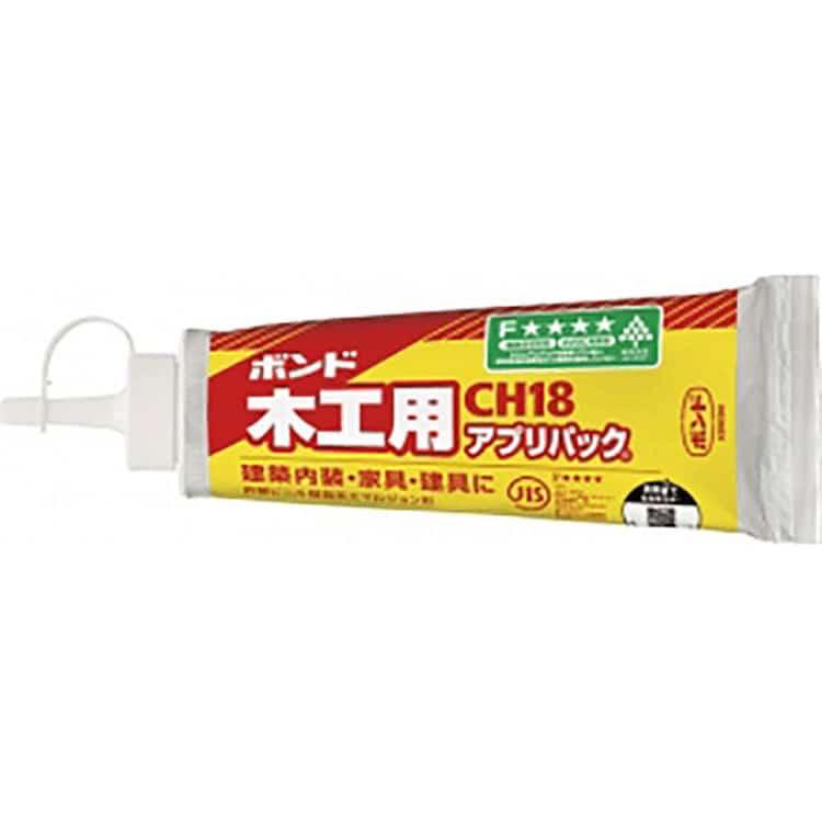 04933 CH18ボンド木工用 (アプリパック) 500g ◇