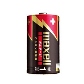 LR20(T)2PY アルカリ乾電池 単1(2個パック) マクセル