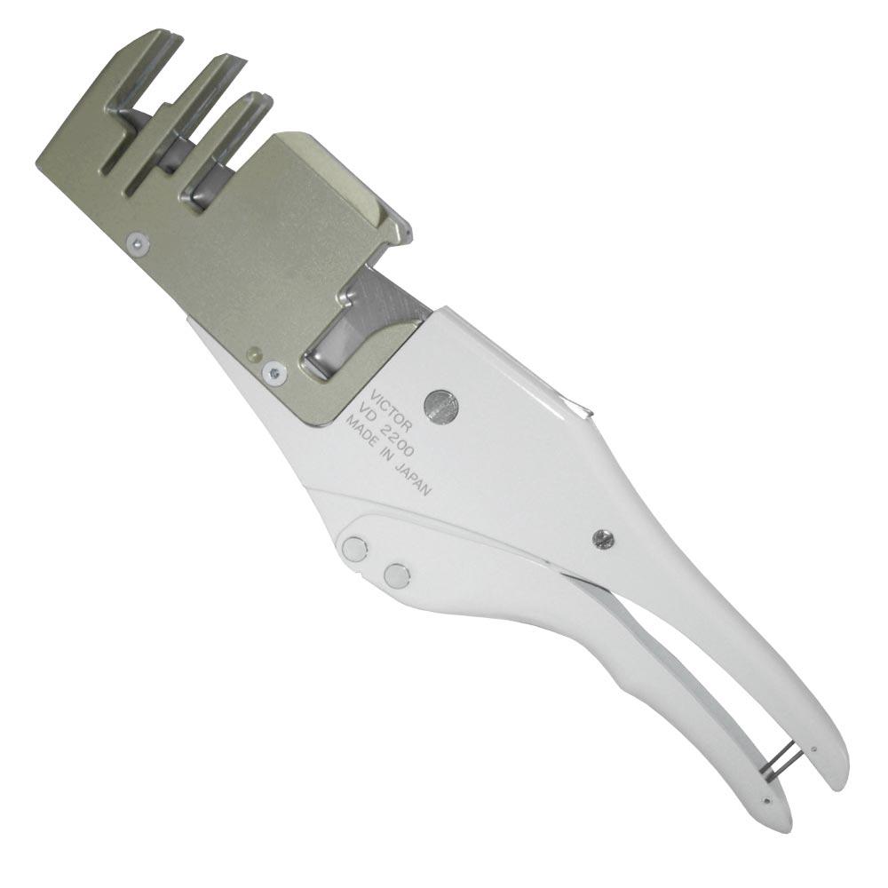 VD-2200 エアコンダクトカッター ビクター(花園工具)