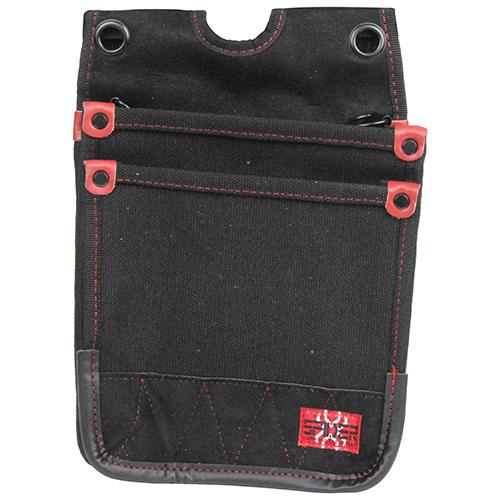 SPD-ML01 鳶用帆布腰袋 2段 SK11