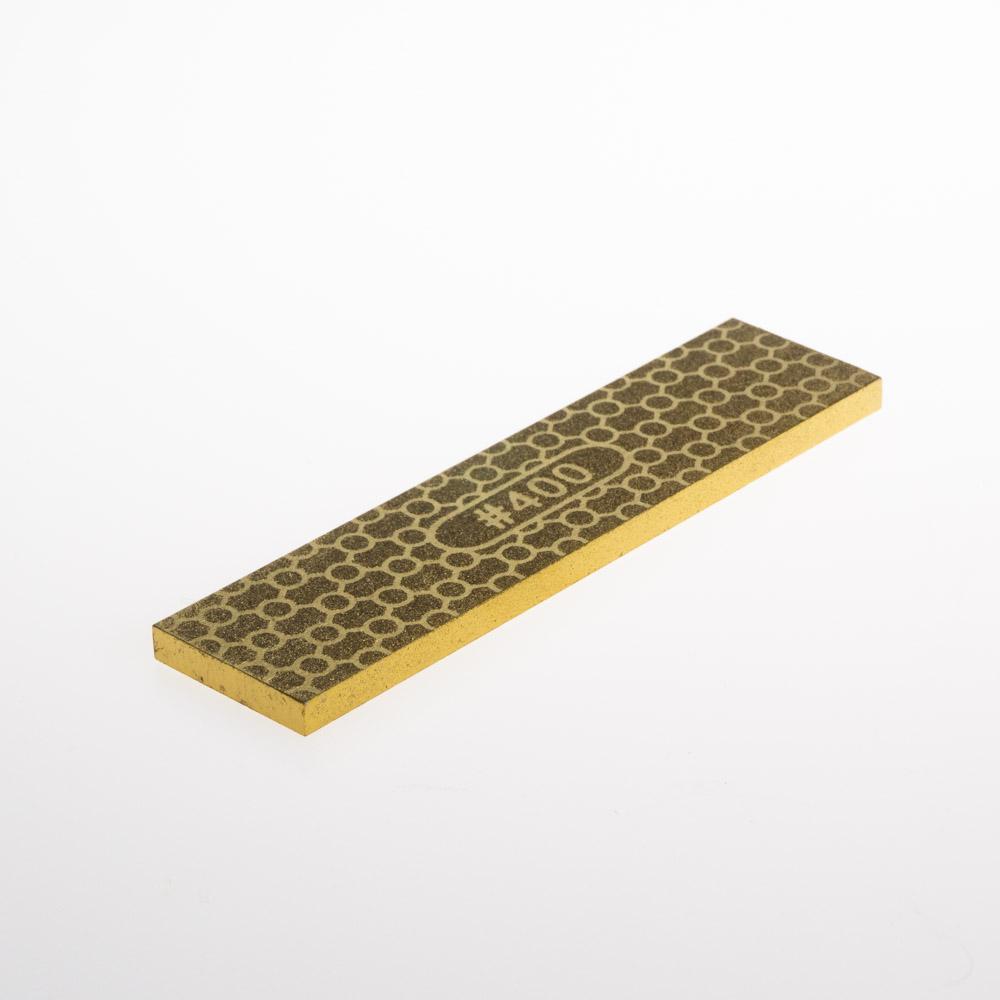 両面ダイヤモンドプレート GOLD #400 #1000 SK11(藤原産業) メール便