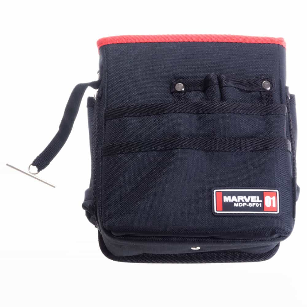 MDP-SF01 ソフトフィット2段腰袋 マーベル 当日出荷