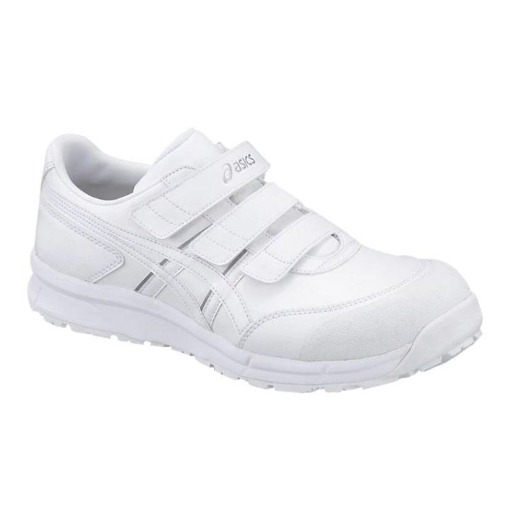 CP301 ウィンジョブ ホワイト ×ホワイト アシックス