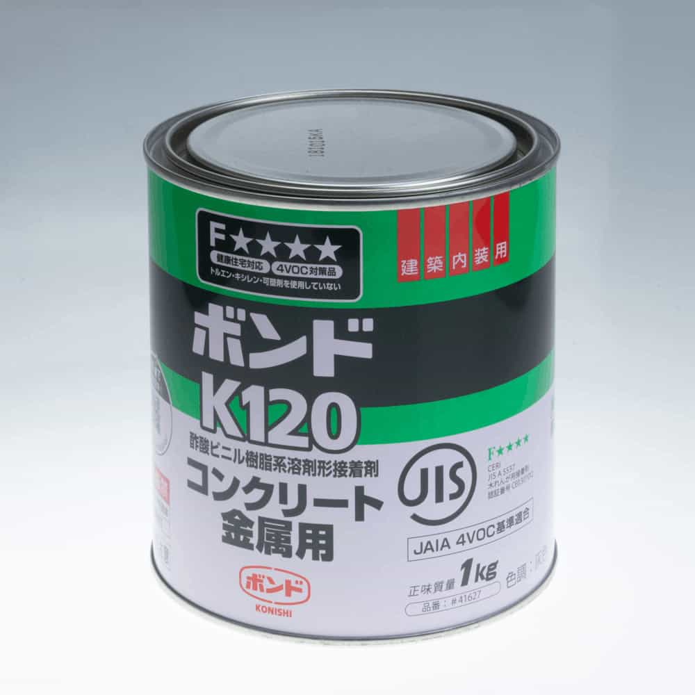 11641 K120 コンクリート・金属用 コニシ ◇