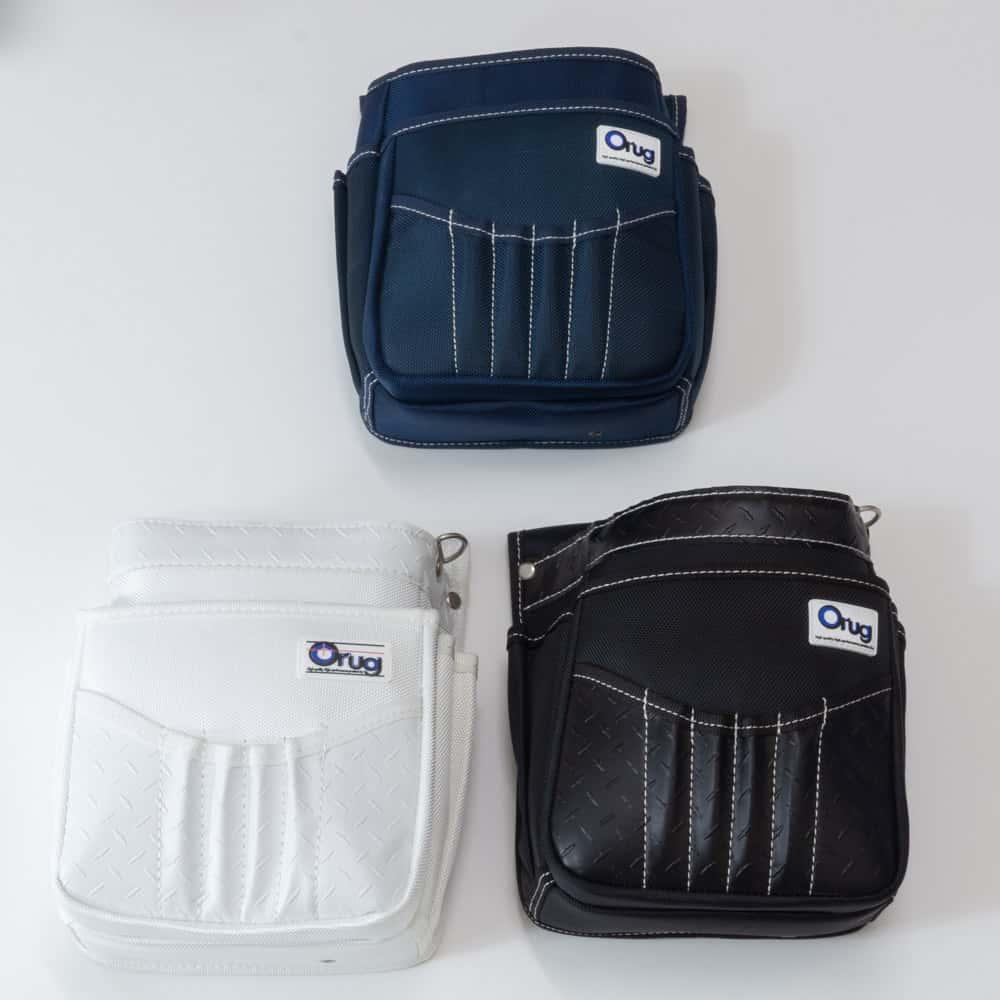 OA-02 電工用腰袋2段 当日出荷