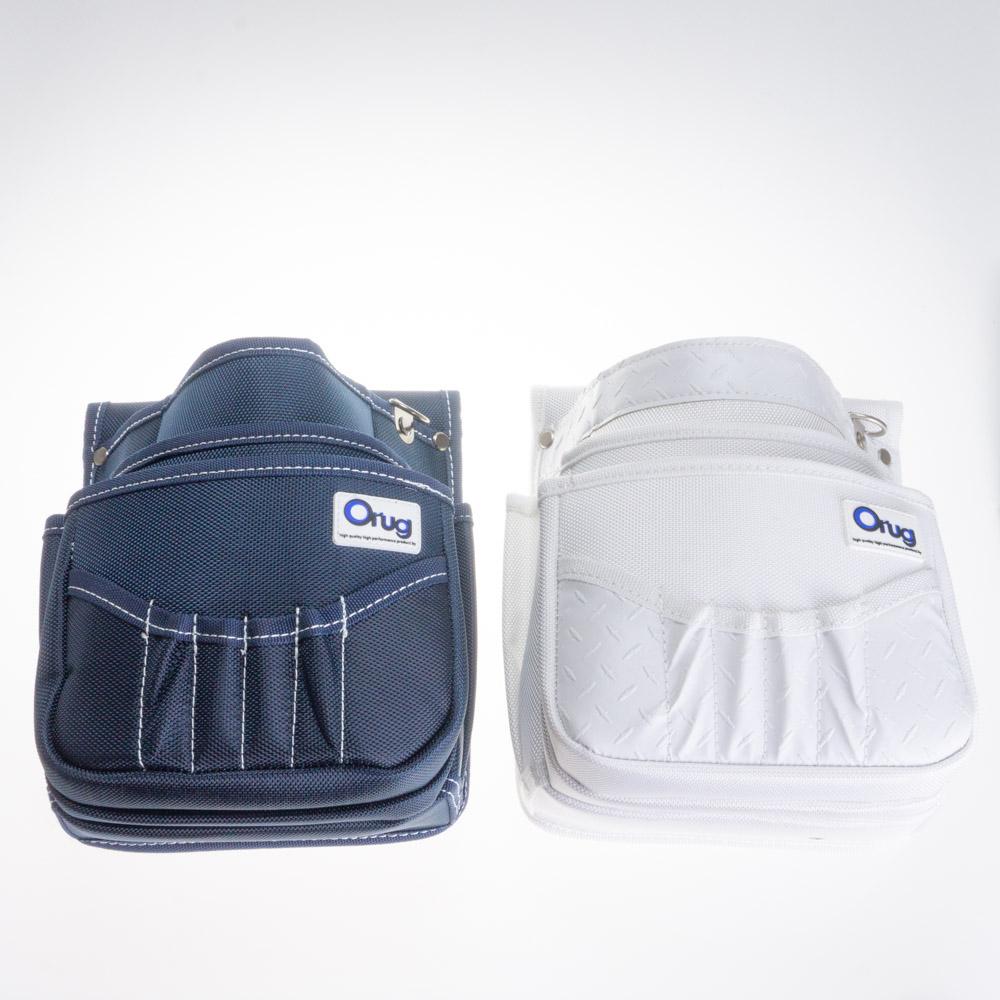 OA-13 電工用腰袋3段 オルグ(Orug)