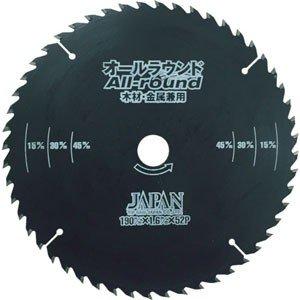 SMA オールラウンドチップソー(木材・アルミ・鉄 万能タイプ)