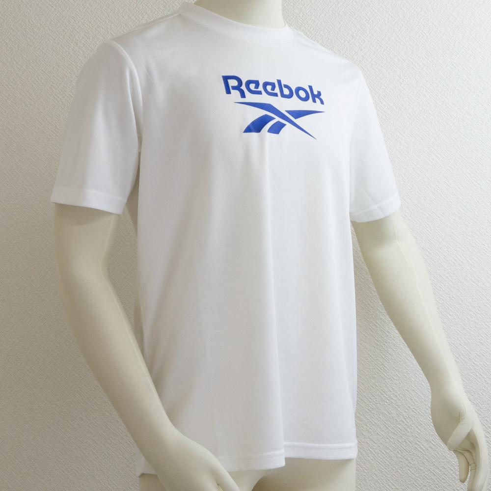 UVカットTシャツ ホワイト リーボック(Reebok) ☆